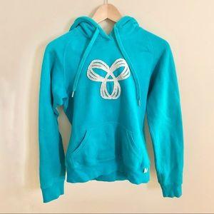 2/$20 TNA Blue Hooded Sweatshirt